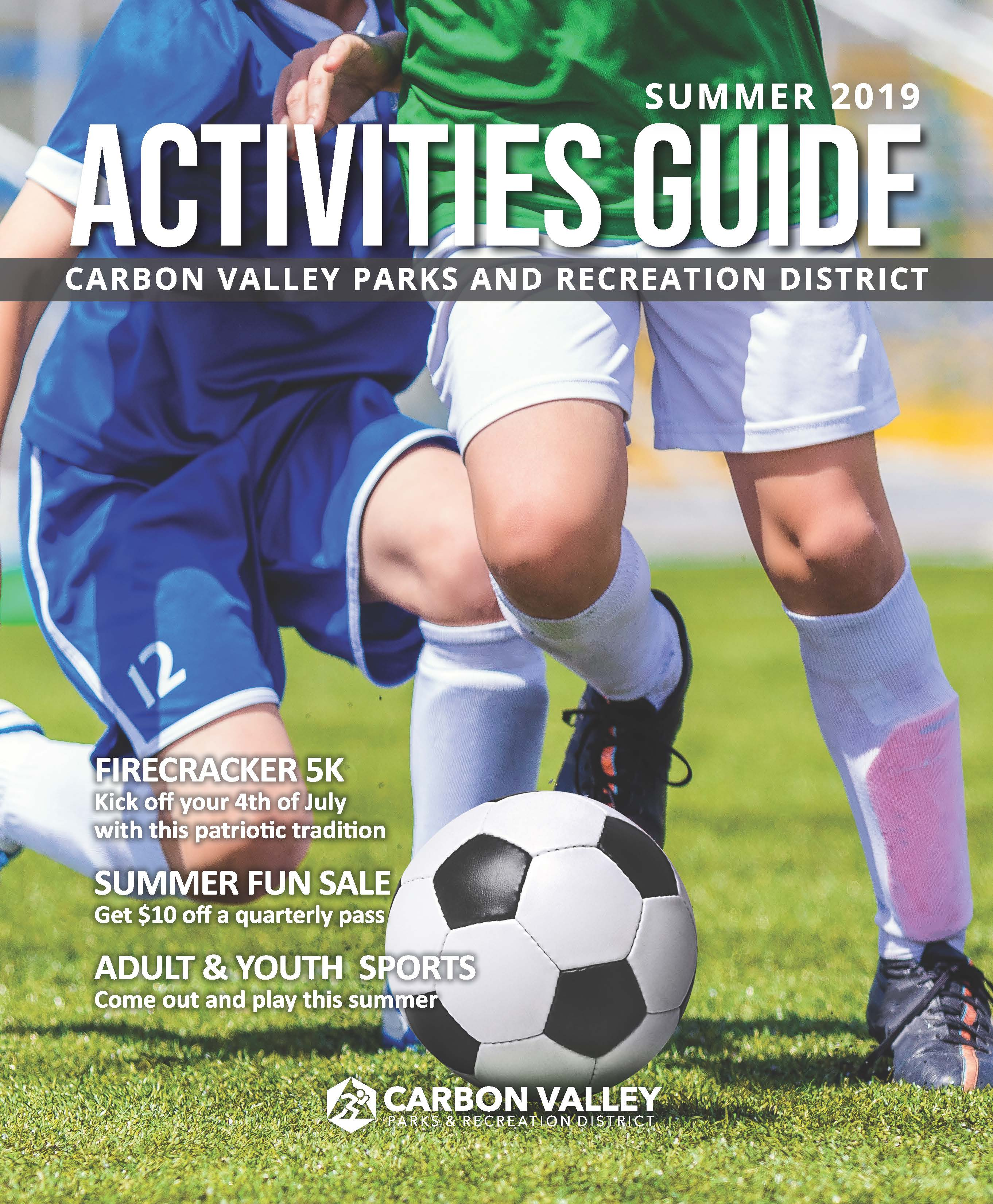 Summer 2019 Activities Guide