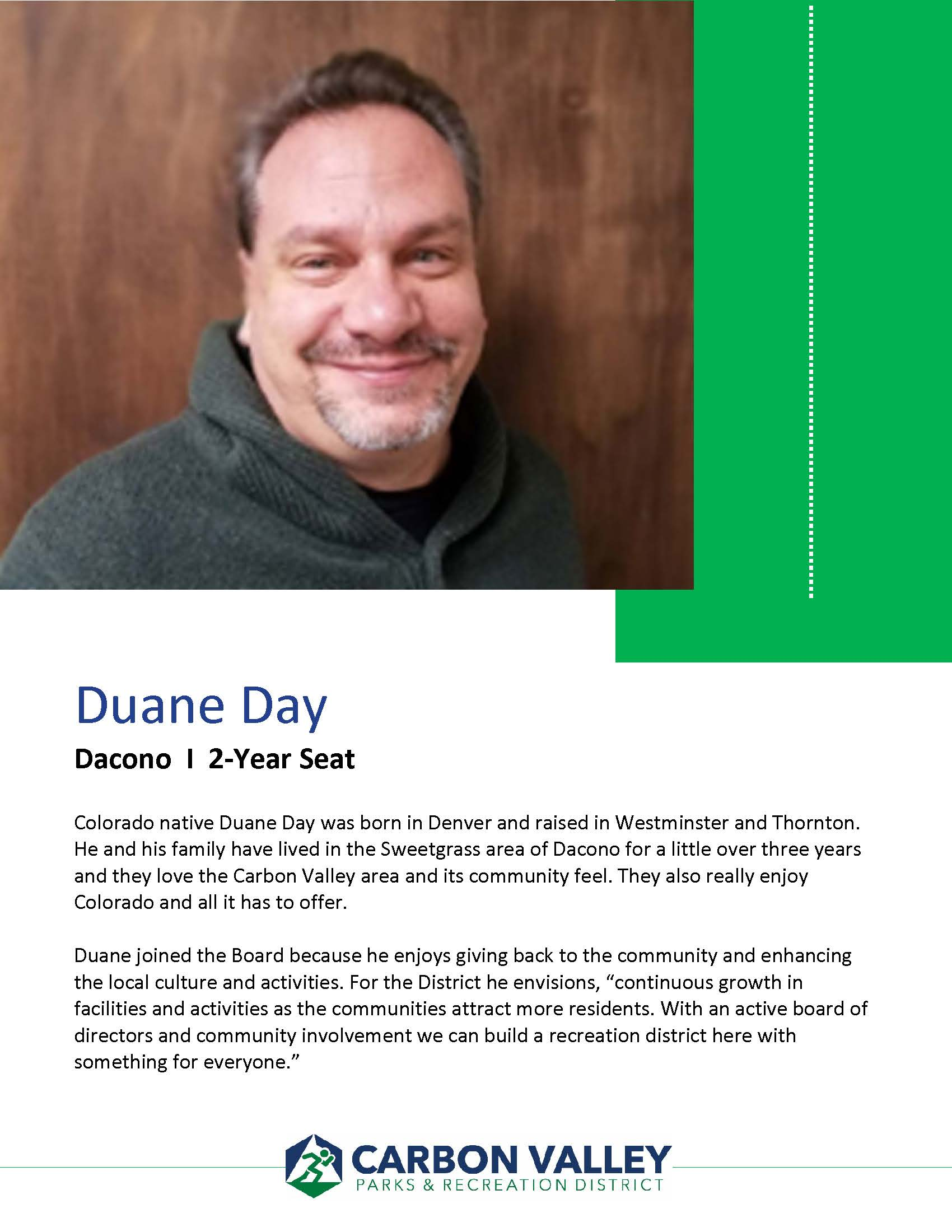 Duane Day