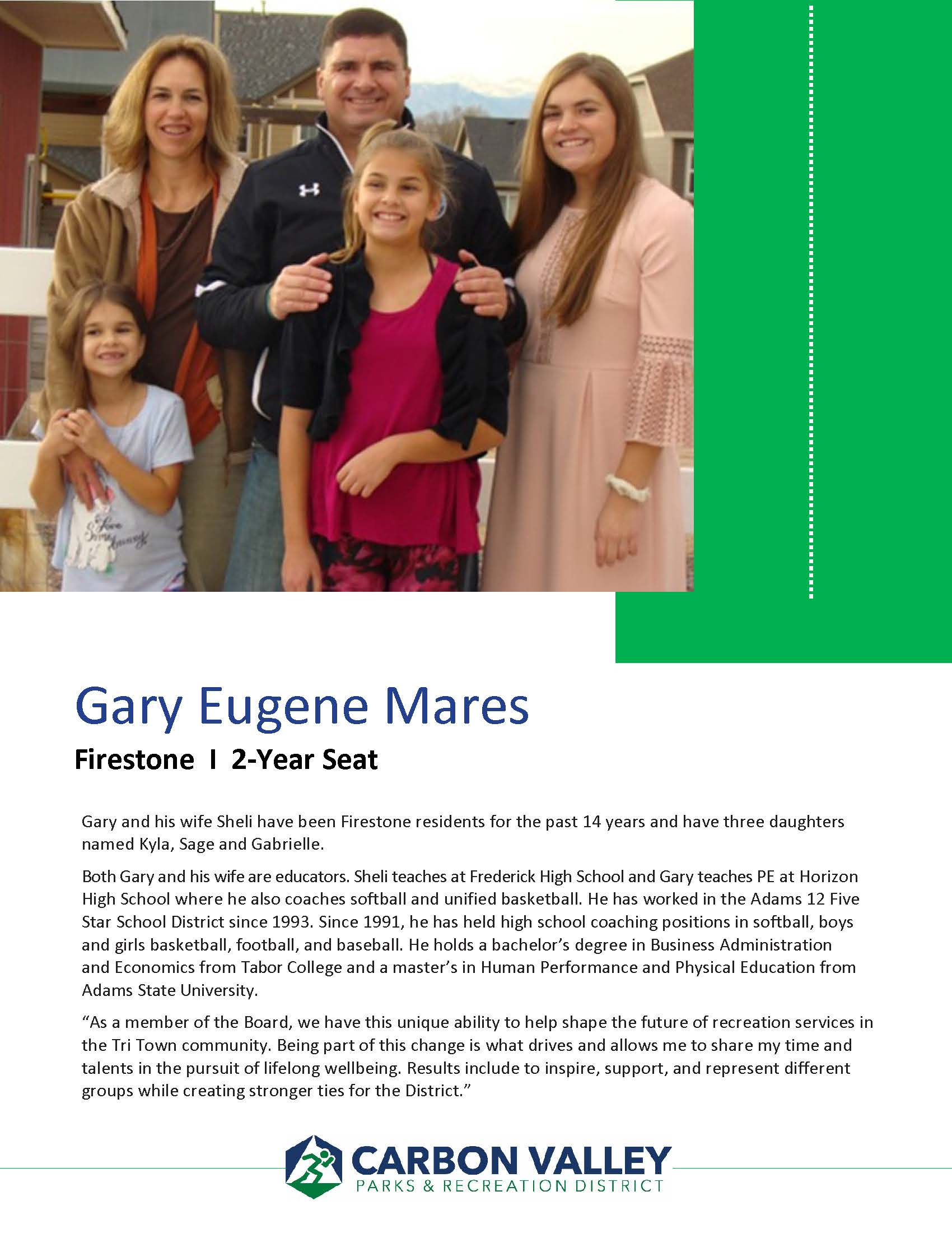 Gary Mares