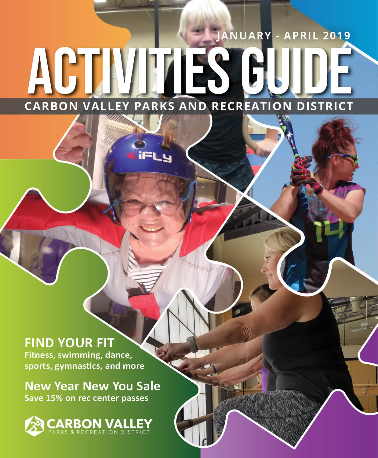 January to April 2019 Activity Guide