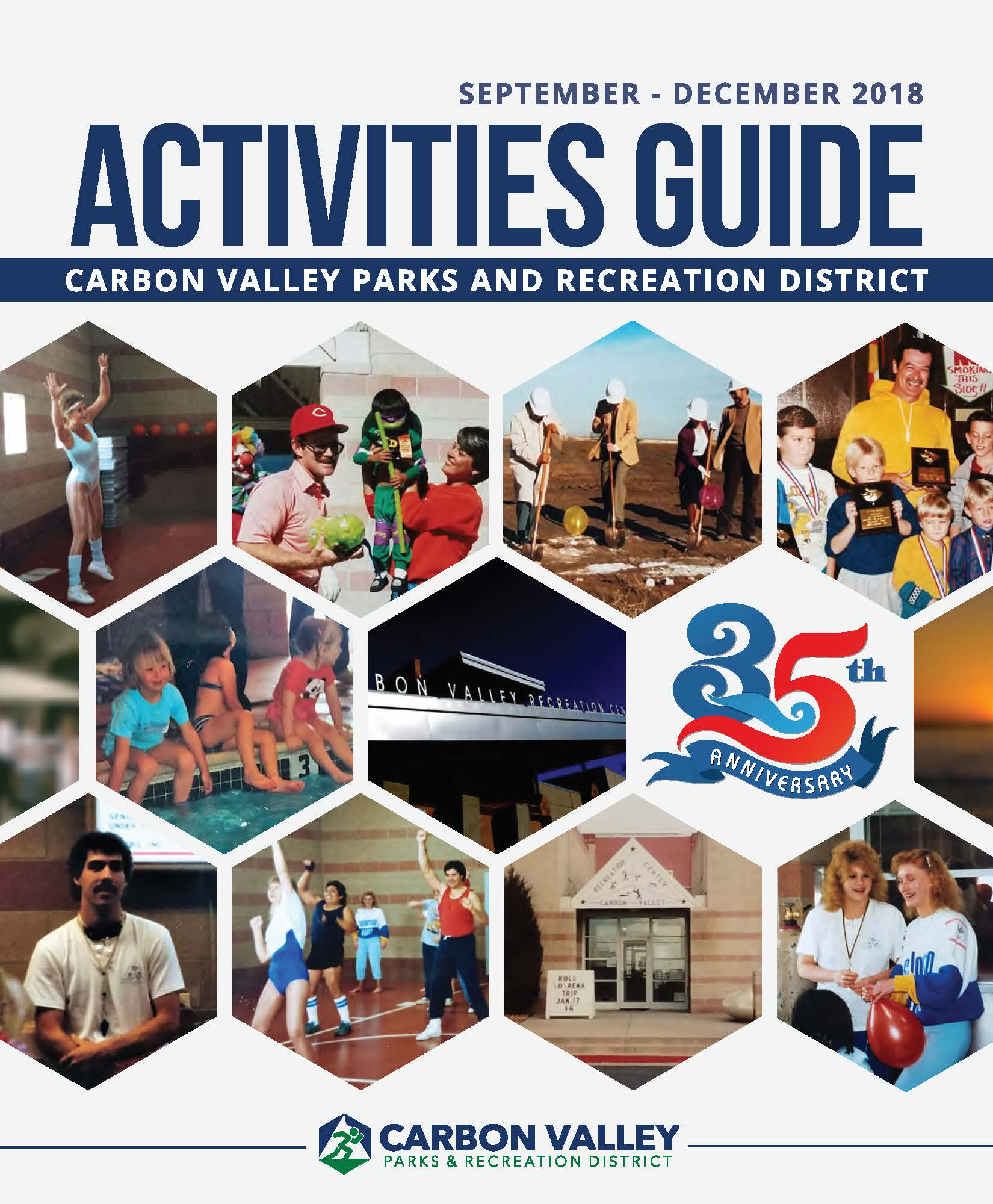 September to December 2018 Activity Guide Opens in new window
